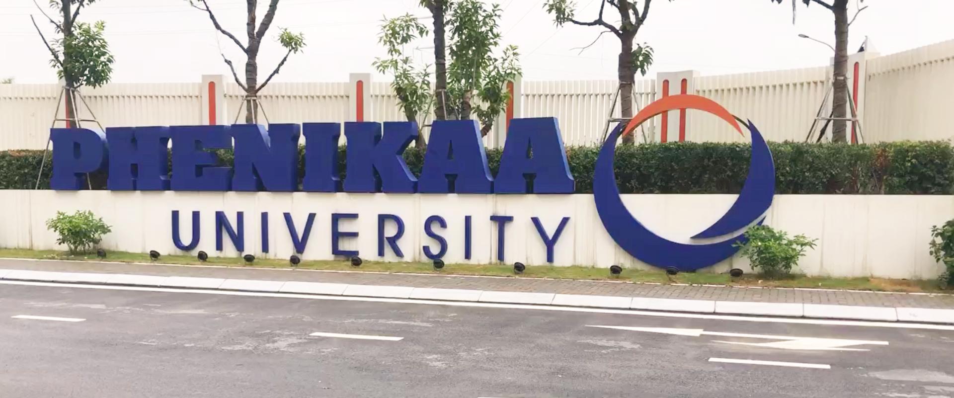 đại học phenikaa, hệ thống pxie